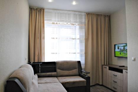Сдается 3-комнатная квартира посуточно, Красноармейская улица, 30Б.