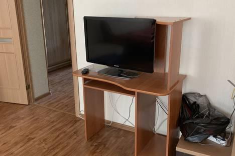Сдается 2-комнатная квартира посуточно в Барнауле, Алтайский край,Социалистический проспект, 66.
