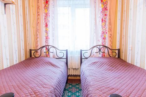Сдается 4-комнатная квартира посуточно в Речице, Гомельская область,Молодежная улица, 6.