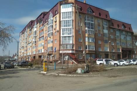 Сдается 1-комнатная квартира посуточно в Омске, улица Куйбышева 56.