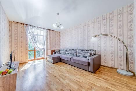 Сдается 2-комнатная квартира посуточно в Минске, улица Козлова 8.