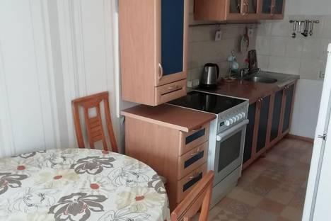 Сдается 1-комнатная квартира посуточно в Томске, улица Полины Осипенко, 16.