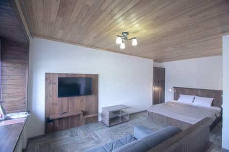 Сдается 1-комнатная квартира посуточно в Красноярске, Красная площадь, 3А.