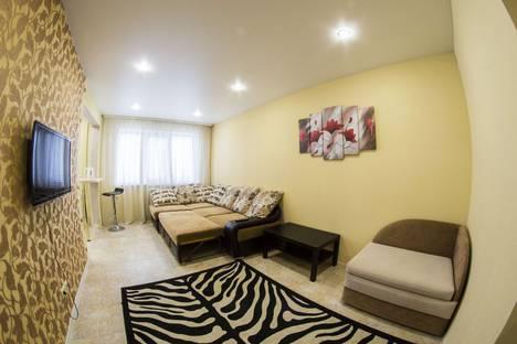 Сдается 1-комнатная квартира посуточно, проспект Карла Маркса 45.