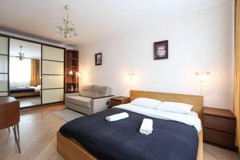 Сдается 1-комнатная квартира посуточно в Москве, бульвар Яна Райниса, 37к1.