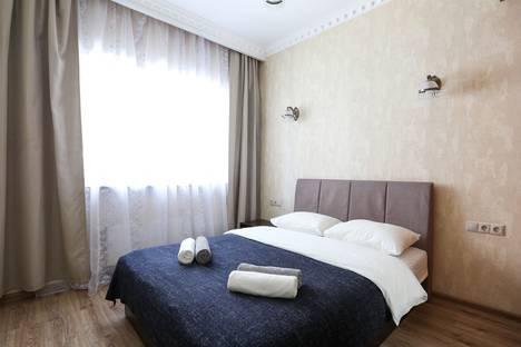 Сдается 2-комнатная квартира посуточно в Москве, Кронштадтский бульвар, 6к4.