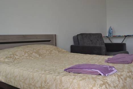 Сдается 1-комнатная квартира посуточно, улица Александра Суворова, 42.