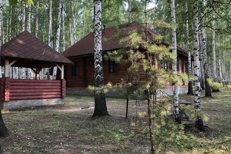 Сдается коттедж посуточно в Челябинске, Челябинская область, озеро Увильды.
