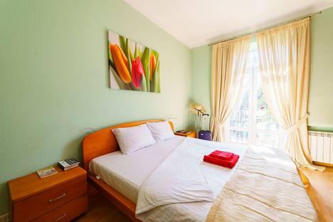 Сдается 3-комнатная квартира посуточно, проспект Независимости 22.