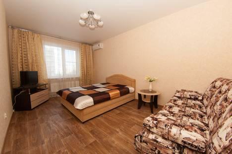 Сдается 1-комнатная квартира посуточно в Воронеже, Ленинский проспект, 124Б.