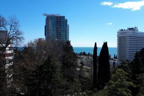 Сдается 1-комнатная квартира посуточно в Сочи, Курортный проспект, 75к1.