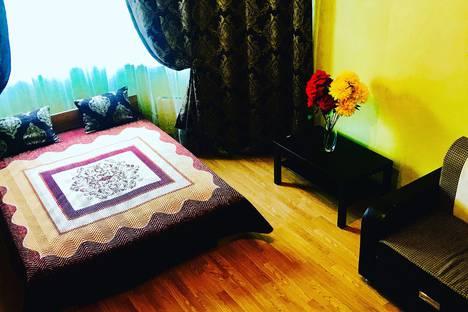 Сдается 1-комнатная квартира посуточно в Химках, Московская область,Молодежная улица, 74.