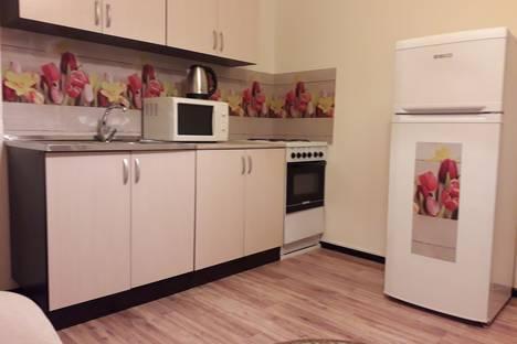 Сдается 1-комнатная квартира посуточно, Анапа, улица Ленина, 196.