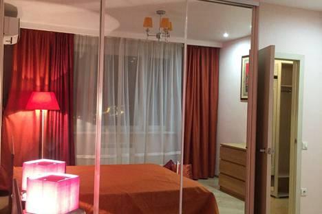 Сдается 2-комнатная квартира посуточно в Домодедове, Московская область,улица Курыжова, 22.