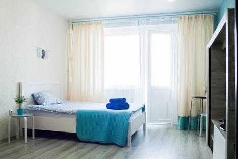 Сдается 1-комнатная квартира посуточно, Сахарова 18.