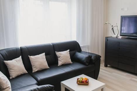 Сдается 1-комнатная квартира посуточно, улица Чкалова, 21.