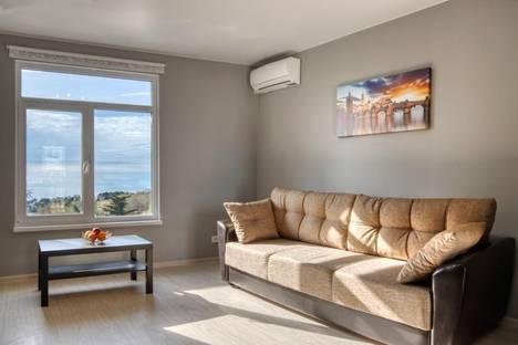 Сдается 1-комнатная квартира посуточно в Сочи, Политехническая улица, 42д.