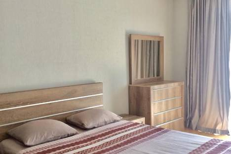 Сдается 3-комнатная квартира посуточно в Тбилиси, Tbilisi, Sulkhan Tsintsadze kucha, 26.