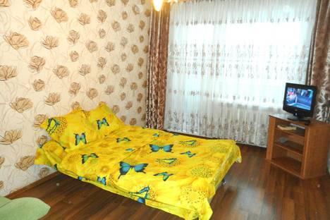 Сдается 2-комнатная квартира посуточно в Петропавловске-Камчатском, улица Абеля, 17.
