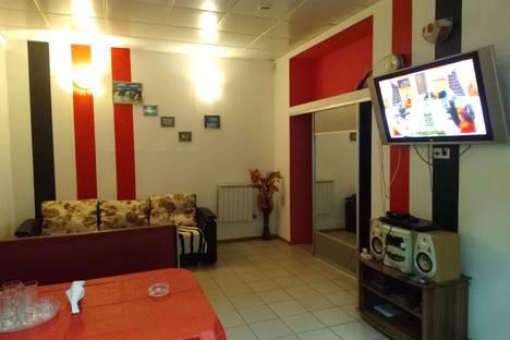 Сдается 2-комнатная квартира посуточно, Кемеровская область,проспект Строителей 75.