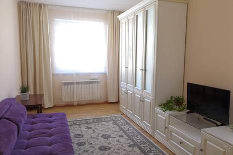 Сдается 2-комнатная квартира посуточно в Нур-Султане (Астане), Нур-Султан (Астана), жилой комплекс Би Сити Сеул.