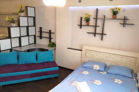 Сдается 1-комнатная квартира посуточно в Нур-Султане (Астане), Нур-Султан (Астана), жилой комплекс Северное Сияние, ул. Достык, дом 5/1.