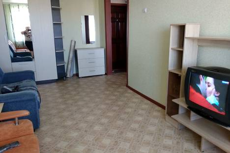 Сдается 1-комнатная квартира посуточно, Алтайский край,улица 40 лет Октября, 12.