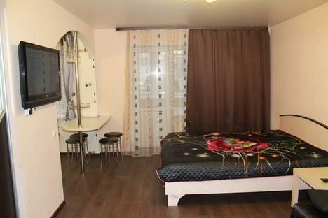 Сдается 1-комнатная квартира посуточно в Кургане, Станционная улица, 68.