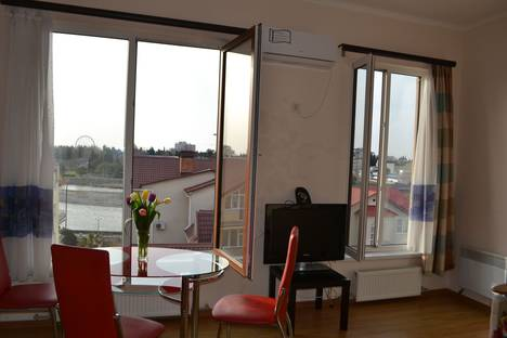Сдается 1-комнатная квартира посуточно в Адлере, Сочи,улица Станиславского, 22.