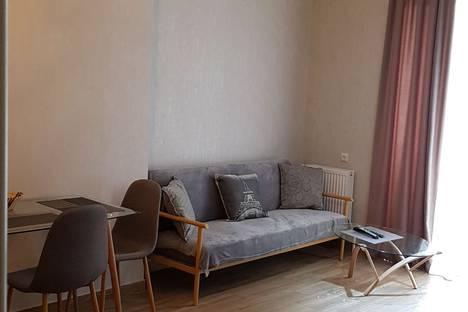 Сдается 2-комнатная квартира посуточно, проспект Акакия Церетели 43 улюэвдошвили 18.