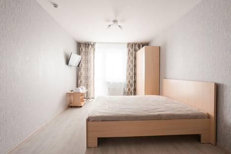 Сдается 1-комнатная квартира посуточно, Ярыгинская набережная, 9.