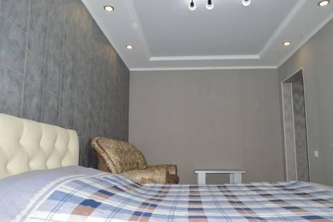 Сдается 1-комнатная квартира посуточно в Бишкеке, Чуйский проспект, 113.