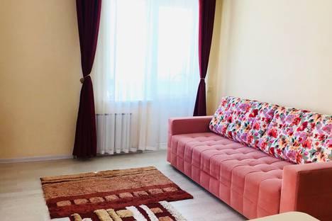 Сдается 1-комнатная квартира посуточно в Актау, Актау.