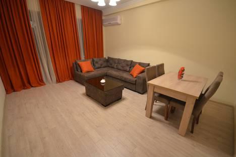 Сдается 3-комнатная квартира посуточно, переулок Вахтанга Котетишвили, 3.
