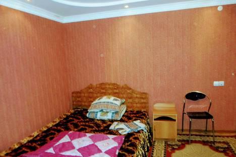 Сдается 1-комнатная квартира посуточно в Уральске, Западно-Казахстанская область,проспект Нурсултана Назарбаева.