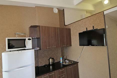 Сдается 1-комнатная квартира посуточно, улица Некрасова, 45.