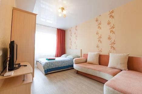 Сдается 1-комнатная квартира посуточно в Барнауле, Партизанская улица, 92.