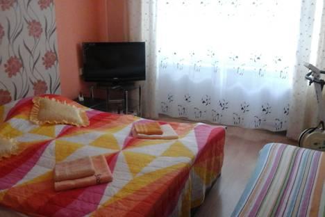Сдается 1-комнатная квартира посуточно в Карловых Варах, Карловарский край,улица И.П. Павлова 609/25.