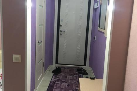 Сдается 1-комнатная квартира посуточно в Норильске, улица Нансена, 54.