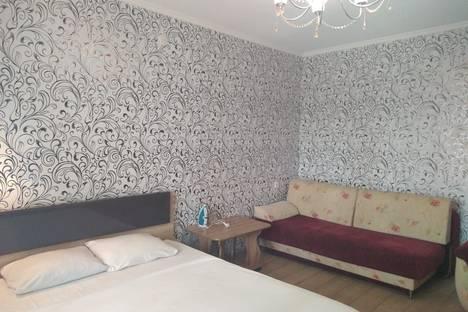 Сдается 1-комнатная квартира посуточно, Орёл, Октябрьская улица, 77.