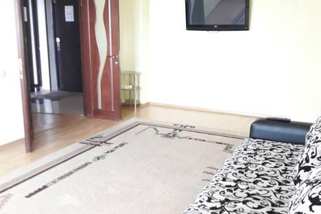 Сдается 2-комнатная квартира посуточно в Нур-Султане (Астане), Нур-Султан, пр. Кабанай батыр 5/1.