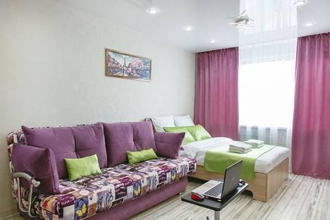 Сдается 1-комнатная квартира посуточно в Новом Уренгое, улица Геологоразведчиков, 8А.