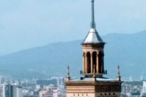 Сдается 3-комнатная квартира посуточно в Тбилиси, улица цхеми14.