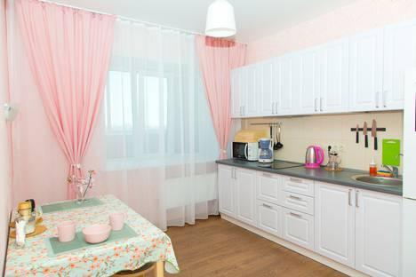 Сдается 1-комнатная квартира посуточно в Новосибирске, улица Титова, 253/1.
