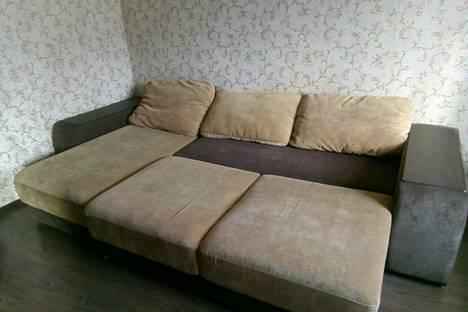 Сдается 1-комнатная квартира посуточно в Воскресенске, Московская область,микрорайон Новлянский, улица Кагана, 19.