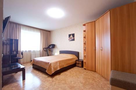 Сдается 1-комнатная квартира посуточно в Красноярске, Советский район, микрорайон Взлетка, улица Весны, 21.