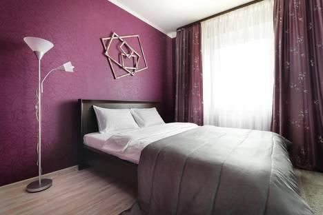 Сдается 3-комнатная квартира посуточно в Витебске, проспект Черняховского, 33.