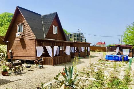 Сдается коттедж посуточно в Агое, садовое товарищество Черноморье 320.