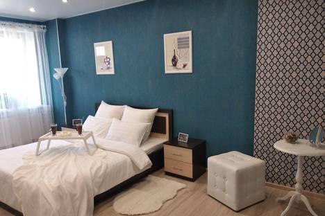 Сдается 1-комнатная квартира посуточно в Бресте, улица Гоголя, 87.