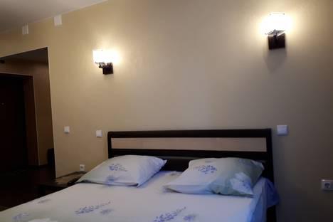 Сдается 1-комнатная квартира посуточно, улица Щетинина, 7.